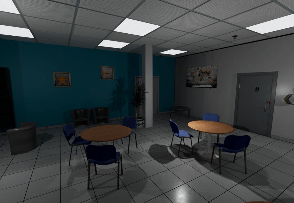 Environnement 3D