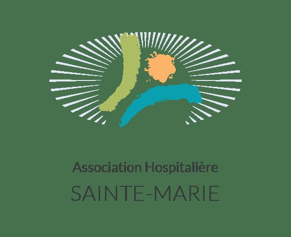 Logo de l'association hospitalière Sainte-marie